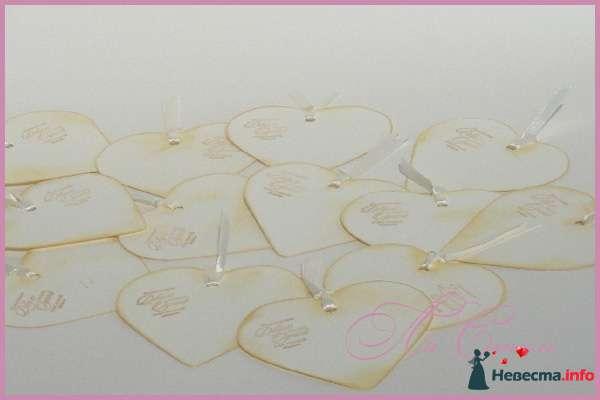 """Сундучок для  денег - Торт """"Кружевное сердце"""" - фото 126226 Ля Стиль - цветы и подарки"""