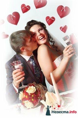 Фото 110661 в коллекции Свадебные фото - Наталья Родионова