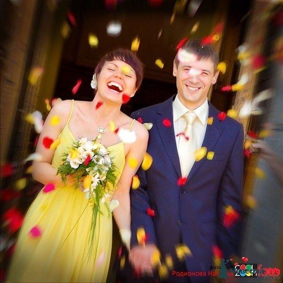 Фото 110663 в коллекции Свадебные фото - Наталья Родионова