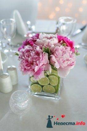 Фото 110707 в коллекции Мои фотографии - Оформление цветами