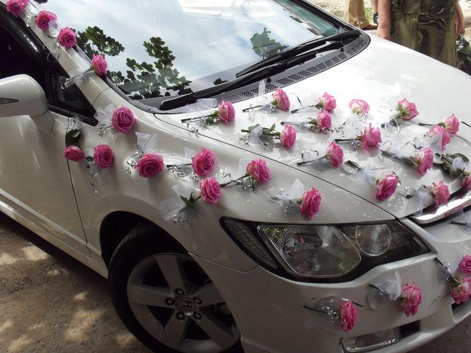 Украшения авто как их сделать
