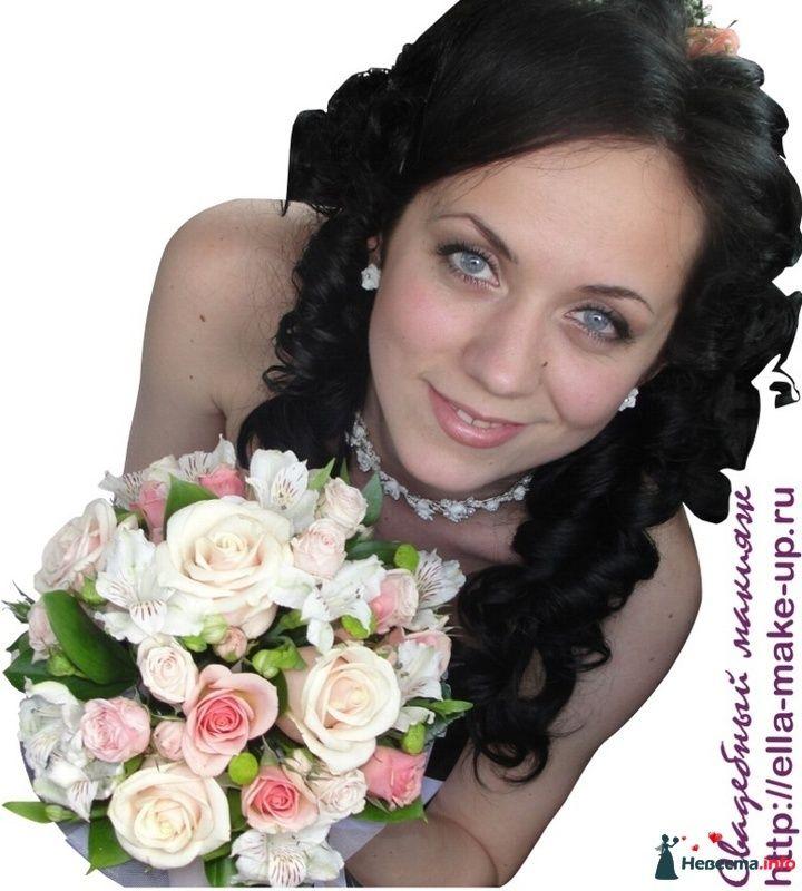 свадебный макияж невесты в Курске - фото 110991 Визажист Панькова Элеонора