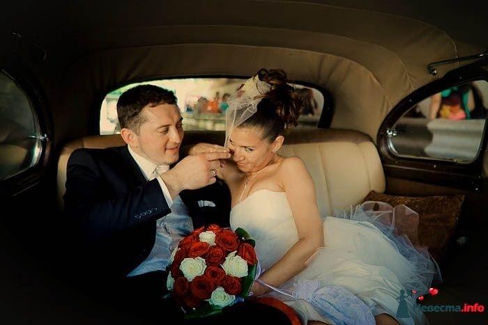 """Свадьба в ретро стиле- Карина и Роман; фото: Е.Зотова - фото 118600 Студия Марии Рублевой """"Стиль и красота"""""""