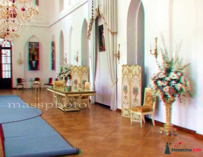 Зал для церемонии - фото 112955 3D Стерео - фотограф