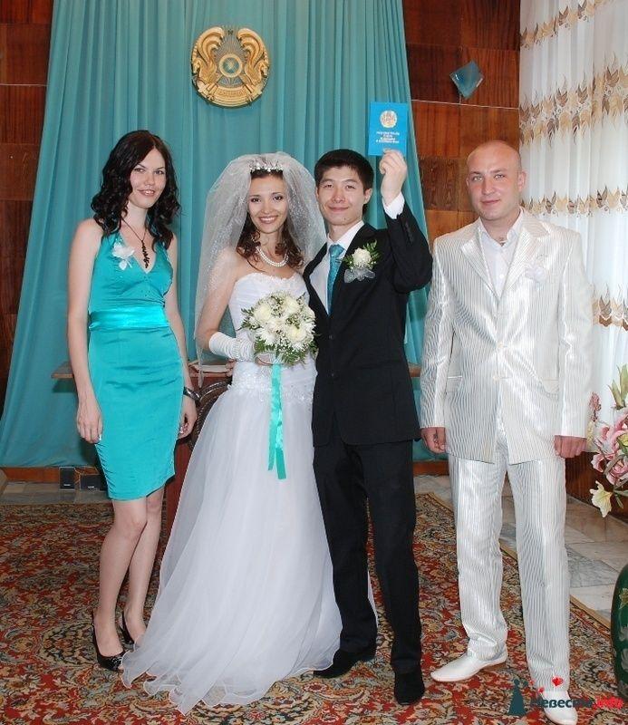 Фото 125452 в коллекции Наша свадьба. 02.07.2010 - Hristi
