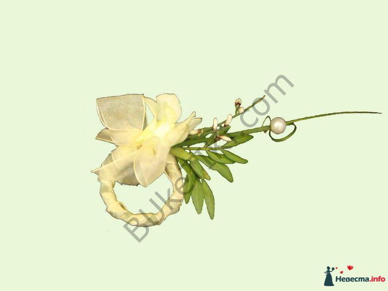 "Кольцо для салфетки - фото 112267 ""Цветочный бутик"" - студия флористов"