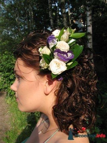 """Фото 131406 в коллекции Украшения для жениха и невесты - """"Цветочный бутик"""" - студия флористов"""