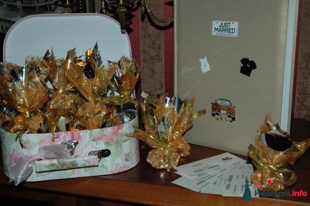 """Комплект аксессуаров к садьбе """"Осень=Любовь"""" (17.10.2009, Калининград) - фото 112399 Алена Рогачикова"""
