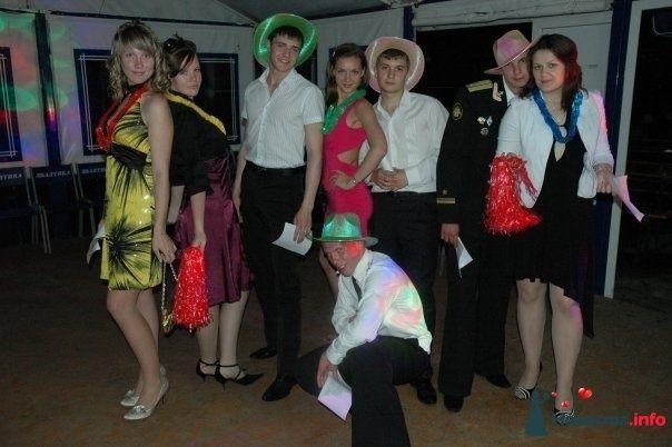 Фрагмент одного из конкурсных моментов. - фото 112403 Алена Рогачикова
