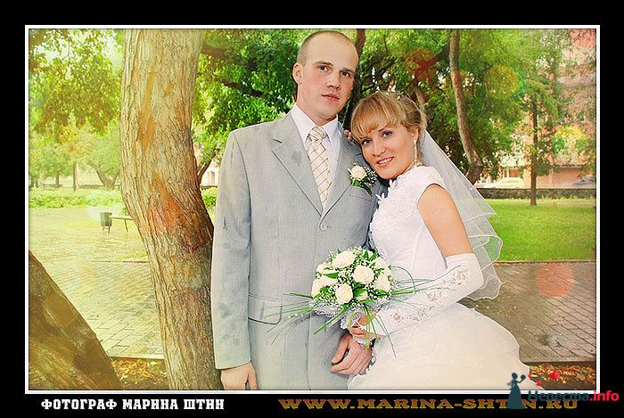 Фото 112527 в коллекции Свадебное фото - Марина Штин-фотограф, www.marina-shtin.ru