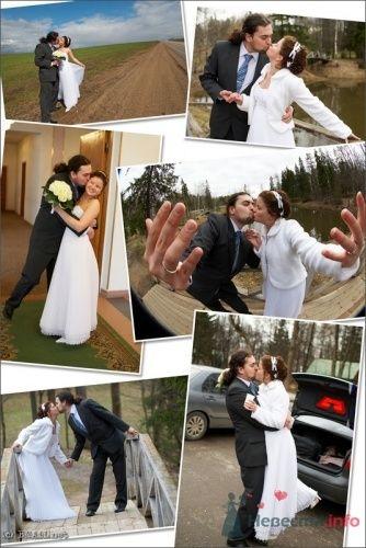 Фото 9435 в коллекции Оля и Алексей - Свадебный фотограф Ерофей Петухов