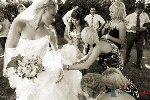 Фото 9467 в коллекции Саша и Катя - Свадебный фотограф Ерофей Петухов