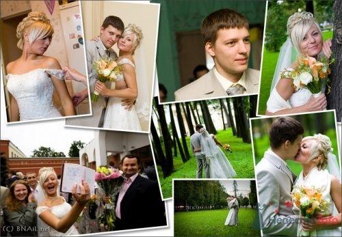 Фото 9474 в коллекции Оля и Володя - Свадебный фотограф Ерофей Петухов
