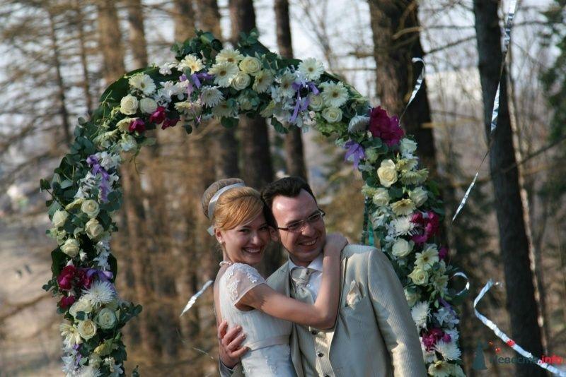 Фото 47345 в коллекции Фотографии наших свадеб - FAMILY исключительно свадебное агентство
