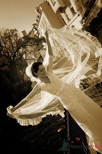 Фото 10275 в коллекции Свадьба в Праге - Свадебная мастерская ОП-позиция