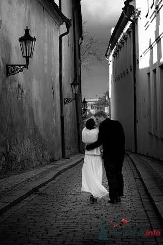 Фото 10276 в коллекции Свадьба в Праге - Свадебная мастерская ОП-позиция