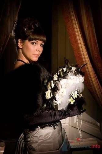 Фото 10277 в коллекции Зимний вечер в... День всех влюбленный - Свадебная мастерская ОП-позиция