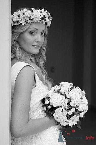 Фото 10714 в коллекции Свадьба сына Надежды Бабкиной - Свадебная мастерская ОП-позиция