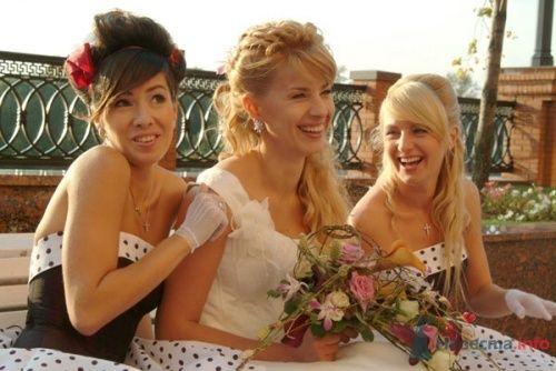 Фото 12986 в коллекции Подружки невесты - Свадебная мастерская ОП-позиция