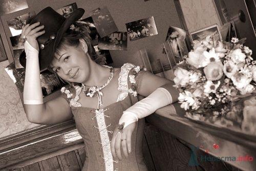 Фото 13581 в коллекции Ковбойская свадьба - Свадебная мастерская ОП-позиция