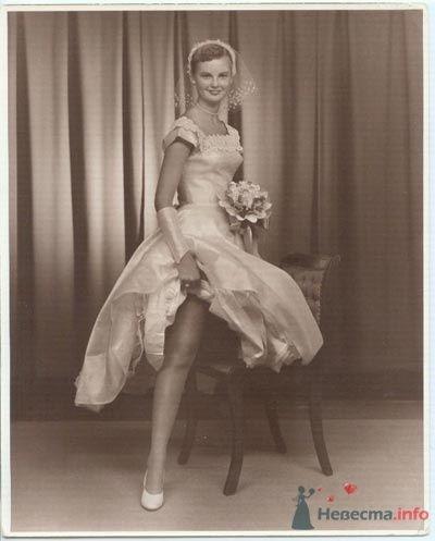 Фото 14032 в коллекции Мои фотографии - Свадебная мастерская ОП-позиция