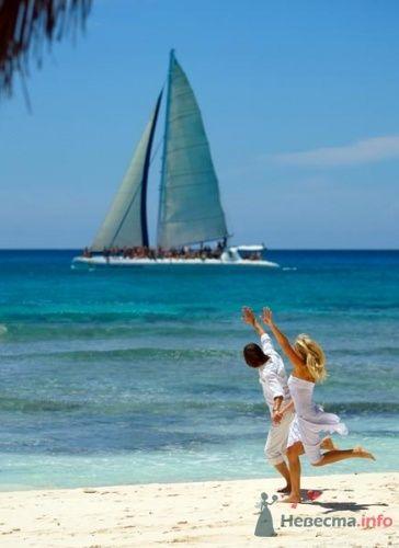 Фото 16421 в коллекции Свадебное путешествие на Доминиканы - Свадебная мастерская ОП-позиция