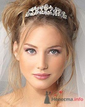 свадебый макияж1 - фото 14620 Missy
