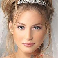 свадебый макияж1