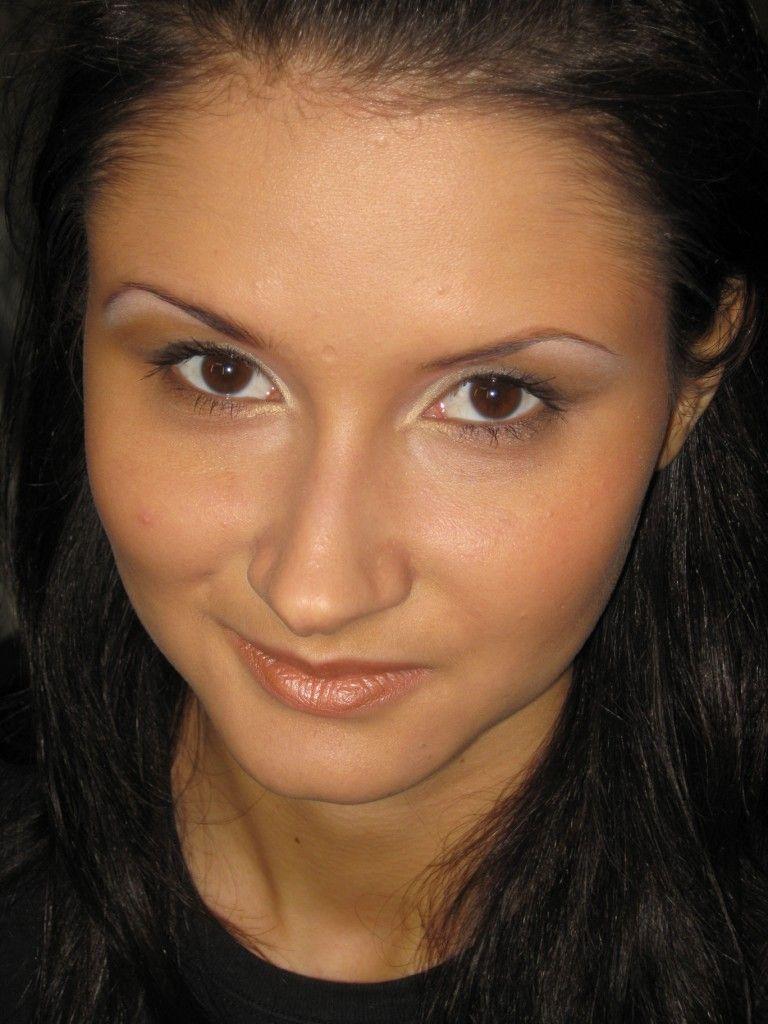 Фото 1226385 в коллекции Визаж до и после - Визажист-стилист Катерина Масликова