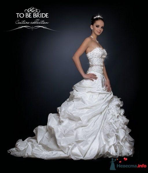 """Фото 114629 в коллекции Коллекция To Be Bride Couture - Свадебные платья """"To be Bride"""""""