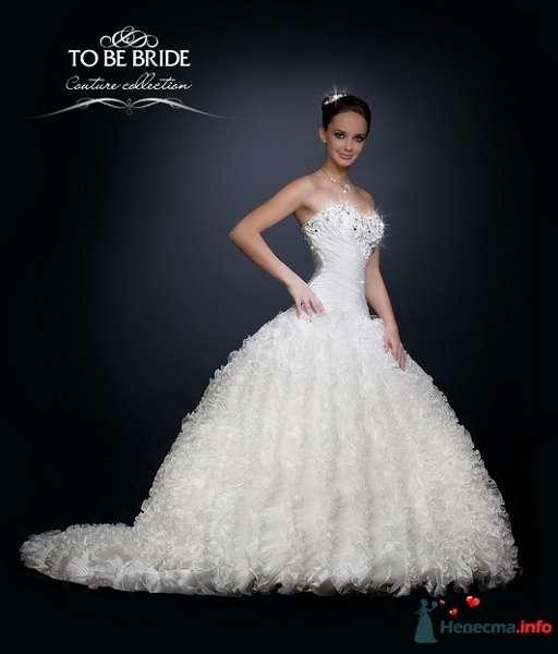 """Фото 114633 в коллекции Коллекция To Be Bride Couture - Свадебные платья """"To be Bride"""""""
