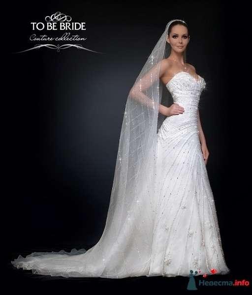 """Фото 114634 в коллекции Коллекция To Be Bride Couture - Свадебные платья """"To be Bride"""""""