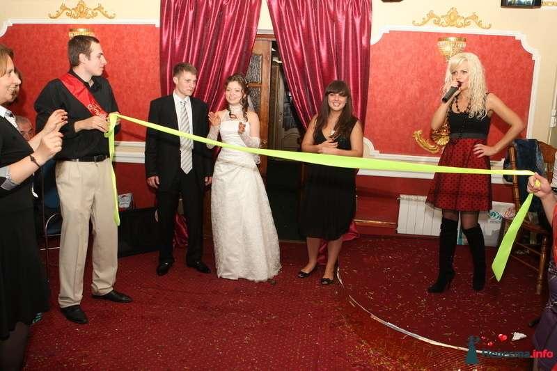 Фото 116561 в коллекции Банкеты,свадьбы,корпоративы - Яна Свит и Сергей Карвер - ведущие