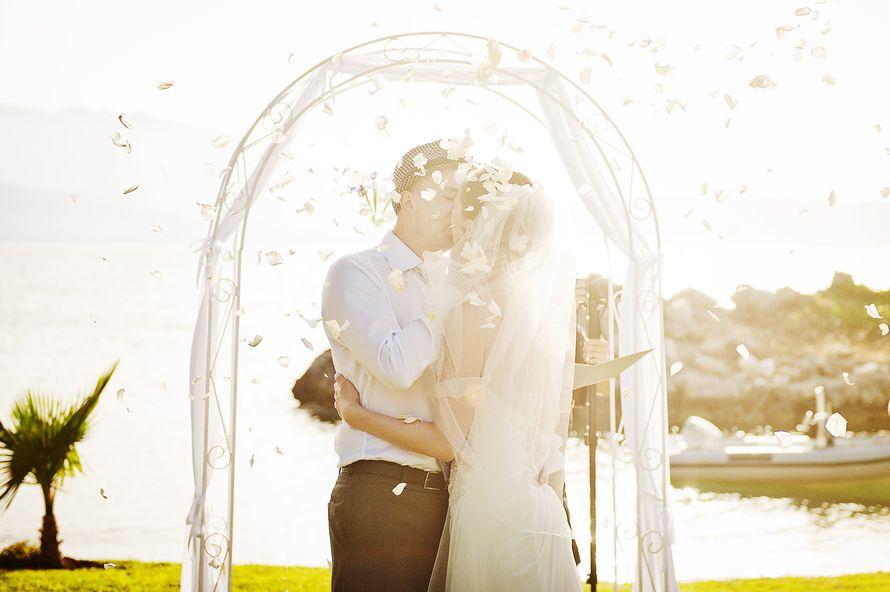 свадьба на Крите - фото 1876887 Видеограф Света Кехузаки и Фотограф Анастасия Кашина