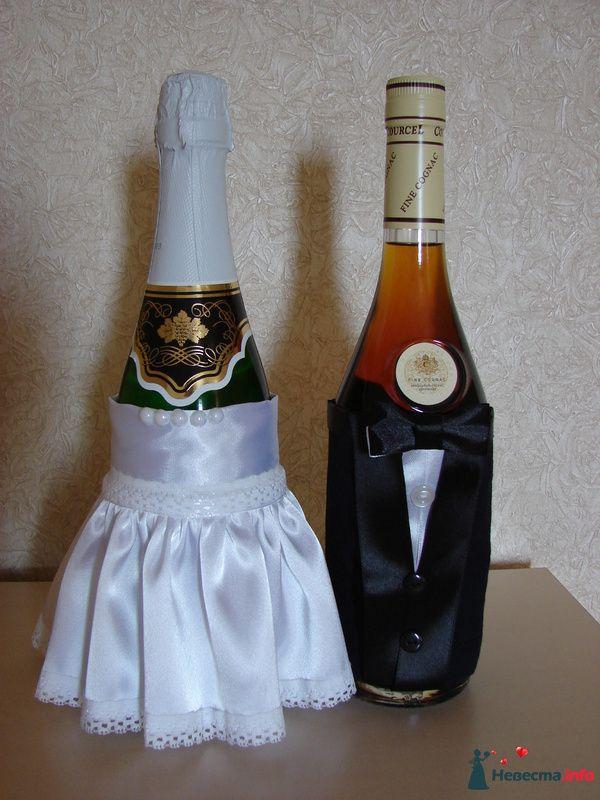 Наряды для бутылок - фото 120001 Secret