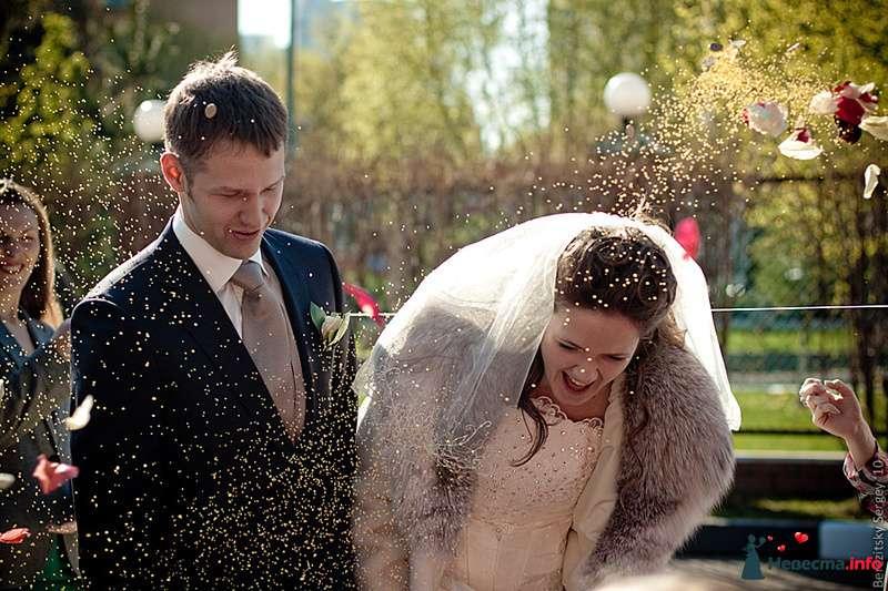 Фото 129978 в коллекции Свадебные фото - Сергей Березицкий - свадебный фотограф