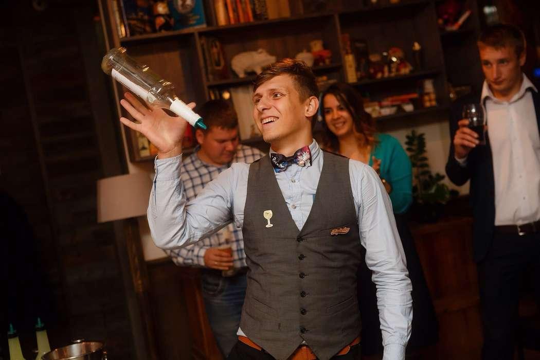 Фото 12274602 в коллекции Портфолио - MegaBarShow - бармен шоу