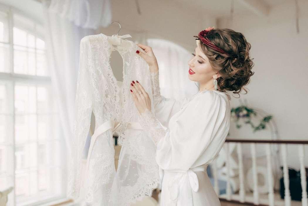 акварель, утро невесты, полиграфия, бордо, бордовый, марсала, marsala, розы, гвоздики, декор - фото 3993703 Фотограф Натали Малова