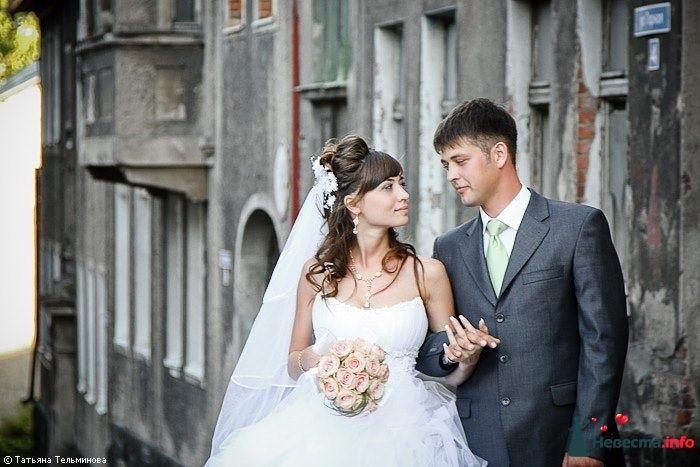 Свадебная фотосъёмка в Калининграде - фото 120393 Фотограф Татьяна Тельминова