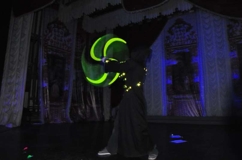 "Фото 1227555 в коллекции Мои фотографии - Театр огня ""Мидгард"" - фаер-шоу"