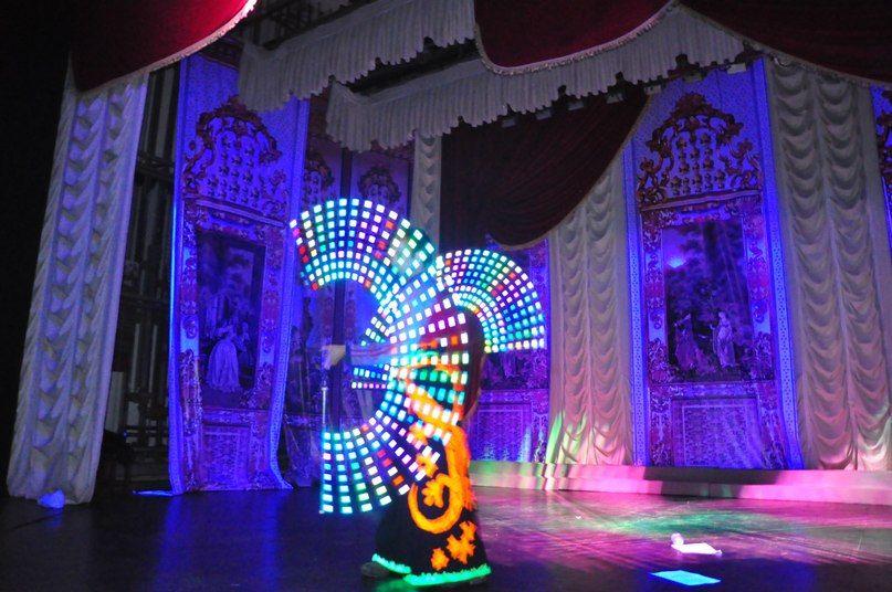 "Фото 1227559 в коллекции Мои фотографии - Театр огня ""Мидгард"" - фаер-шоу"