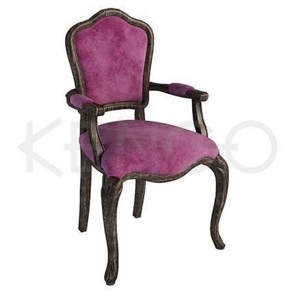 Стул William фиолетовый