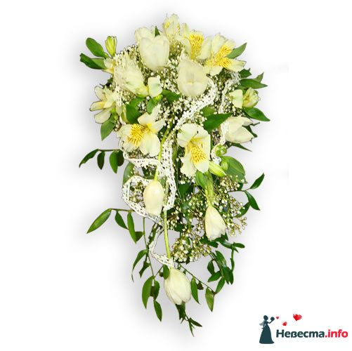 Свадебный букет 03 - фото 119167 Невеста01