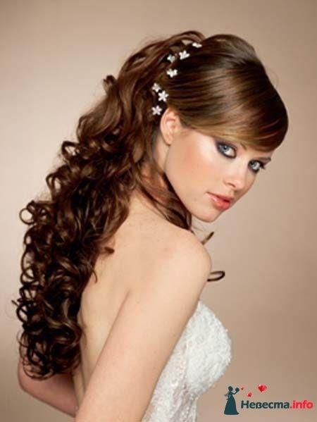 Фото 123583 в коллекции Свадебные причёски