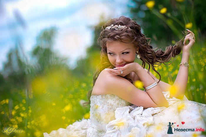 Фото 123588 в коллекции Свадебные причёски - Ellina