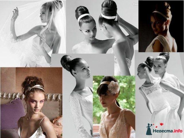 Фото 123590 в коллекции Свадебные причёски - Ellina