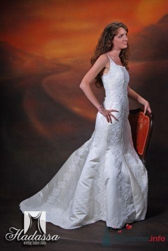 """Фото 10415 в коллекции Свадебные платья. - Студия свадебной моды """"Артрина"""""""