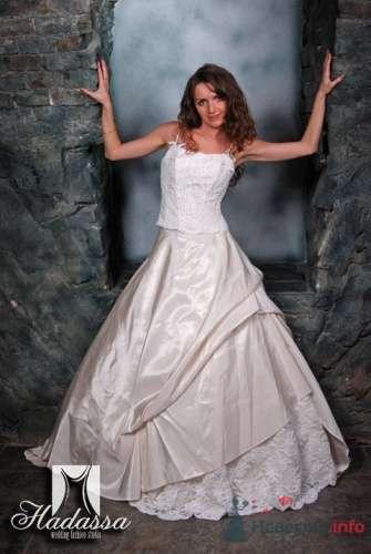 """Фото 10420 в коллекции Свадебные платья. - Студия свадебной моды """"Артрина"""""""