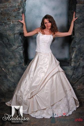 Фото 10420 в коллекции Свадебные платья.