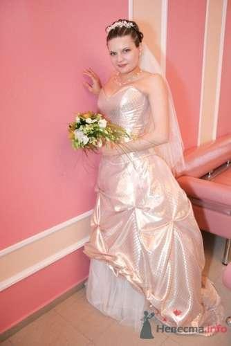 Фото 10075 в коллекции корсетные свадебные платья от Корсманн - Корсманн